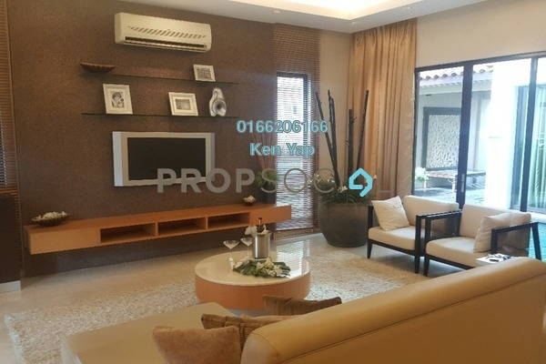 For Sale Bungalow at Country Heights Kajang, Kajang Freehold Fully Furnished 5R/5B 3.13m