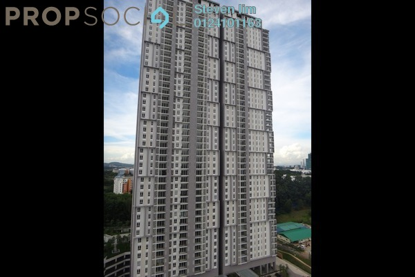 For Rent Condominium at Verdi Eco-dominiums, Cyberjaya Freehold Semi Furnished 2R/2B 2.2k