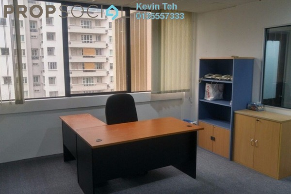 For Rent Office at Plaza Mont Kiara, Mont Kiara Freehold Fully Furnished 0R/0B 3.6k