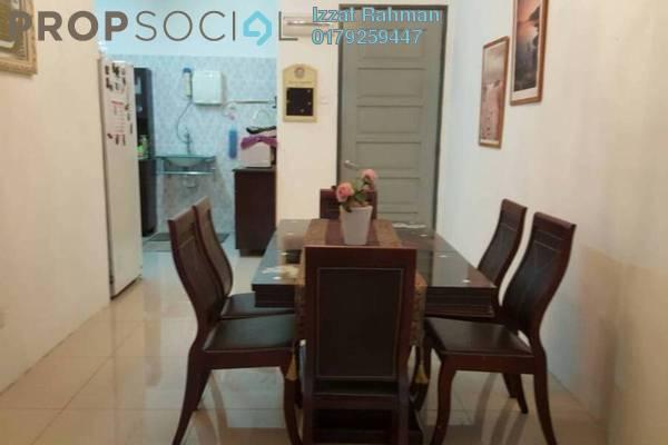 For Sale Condominium at Mahkota Residence, Bandar Mahkota Cheras Freehold Semi Furnished 3R/2B 400k