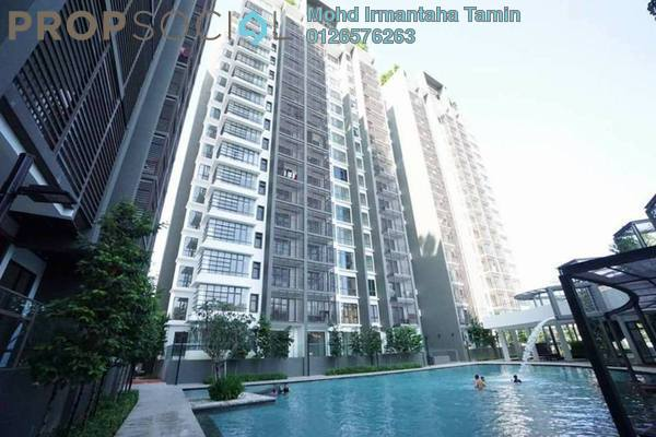 For Sale Serviced Residence at Selayang 18, Selayang Leasehold Semi Furnished 3R/2B 530k