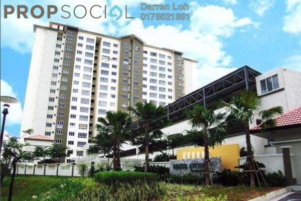 For Rent Condominium at Green Avenue, Bukit Jalil Freehold Semi Furnished 3R/2B 1.5k
