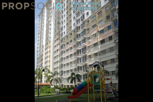 For Rent Condominium at Vista Impiana Apartment, Seri Kembangan Leasehold Fully Furnished 3R/2B 1k