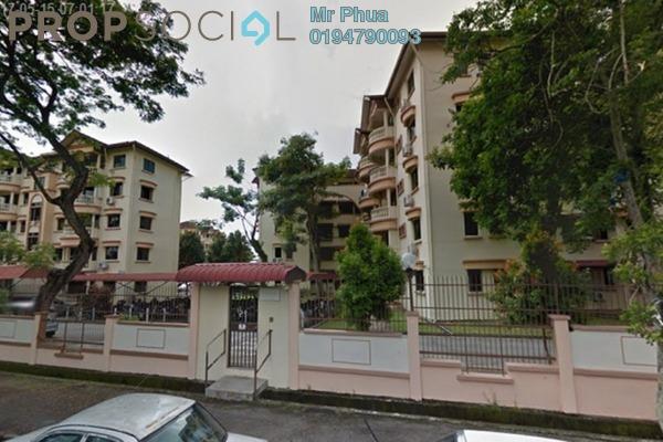 For Rent Condominium at Springfield, Sungai Ara Freehold Semi Furnished 3R/2B 860translationmissing:en.pricing.unit