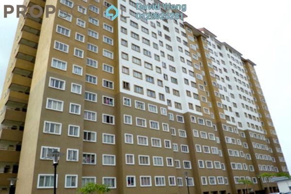 For Sale Apartment at Putra Suria Residence, Bandar Sri Permaisuri Leasehold Semi Furnished 3R/2B 375k