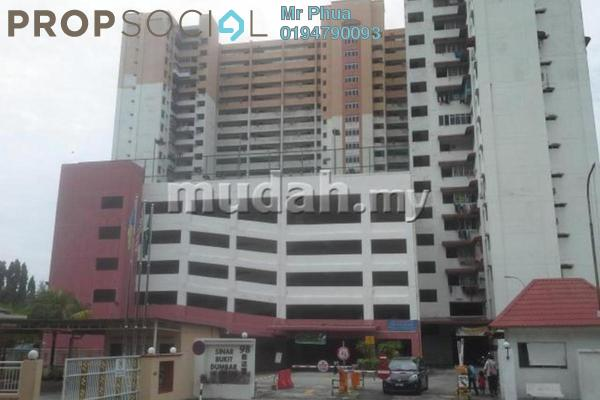 For Rent Condominium at Sinar Bukit Dumbar, Gelugor Freehold Fully Furnished 3R/3B 1k