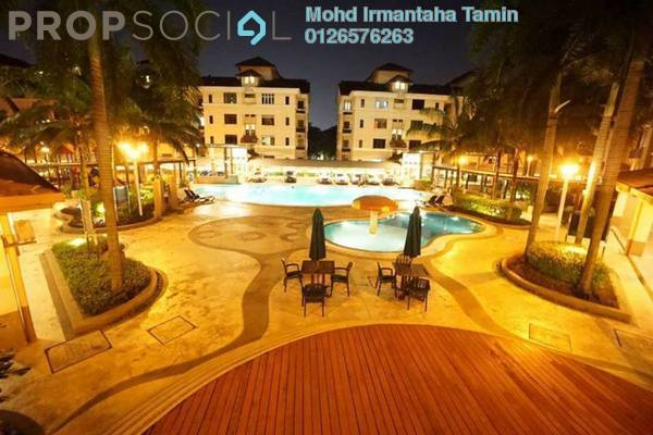 For Sale Condominium at Casa Indah 1, Tropicana Leasehold Fully Furnished 4R/3B 670k