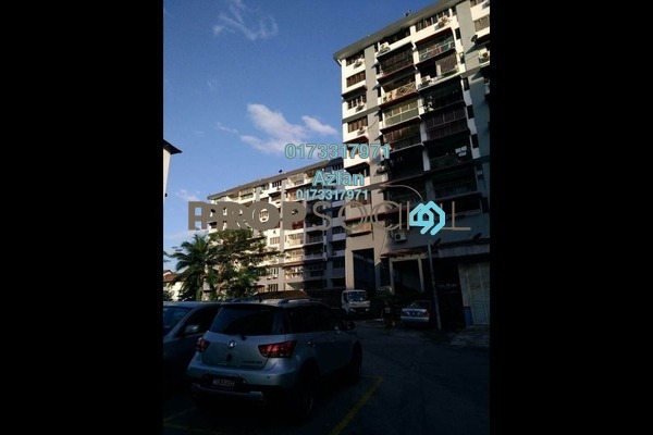 For Sale Condominium at Bukit Segar Jaya, Cheras Leasehold Semi Furnished 3R/2B 350k