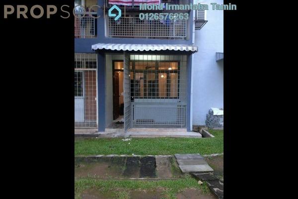 For Sale Apartment at Mahsuri Apartment, Setiawangsa Freehold Semi Furnished 2R/2B 350k
