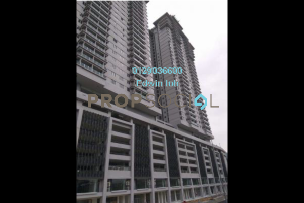 For Sale Condominium at Maxim Residences, Cheras Leasehold Unfurnished 2R/2B 580k