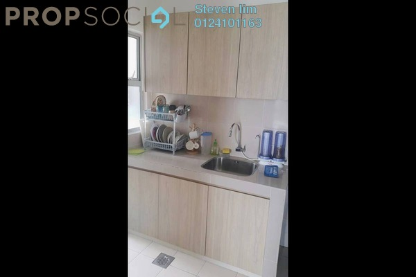 For Rent Apartment at Lakeview Residency, Cyberjaya Freehold Fully Furnished 3R/2B 1.5k