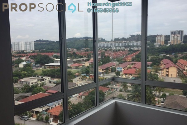 For Sale Condominium at Zen Residence, Puchong Leasehold Semi Furnished 4R/2B 550k