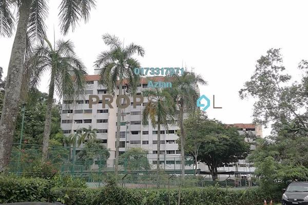 For Sale Condominium at Menara Impian, Ampang Leasehold Semi Furnished 2R/2B 485k