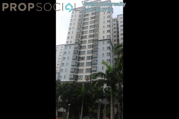 For Sale Condominium at Desa Impiana, Puchong Freehold Semi Furnished 3R/2B 455k