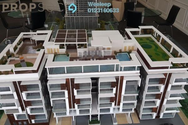 For Sale Condominium at Laguna Residences, Kelana Jaya Freehold Semi Furnished 4R/4B 1.49m