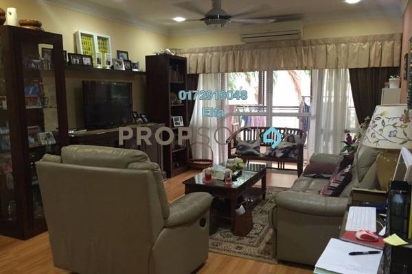 For Sale Condominium at Desa Putra, Wangsa Maju Leasehold Semi Furnished 4R/2B 750k