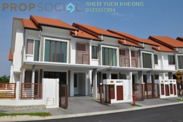 For Sale Terrace at Irama, Bandar Kinrara Freehold Unfurnished 4R/4B 1.38m
