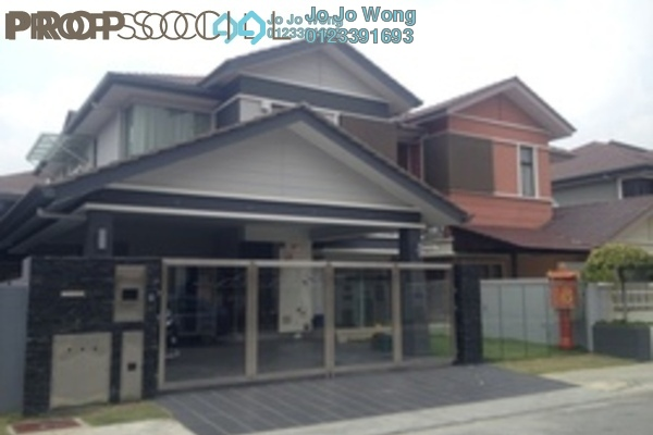 For Rent Semi-Detached at Taman Villa Putra, Bukit Rahman Putra Leasehold Semi Furnished 5R/4B 2.6k