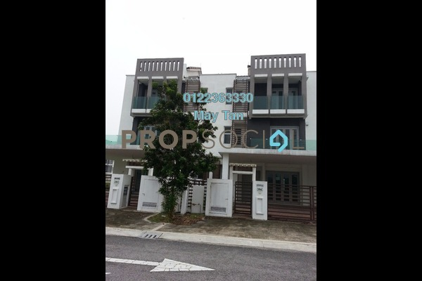 For Sale Semi-Detached at USJ Heights, UEP Subang Jaya Freehold Unfurnished 6R/6B 2.85m