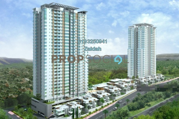 For Sale Condominium at Saville @ The Park, Pantai Freehold Unfurnished 4R/3B 1.35m