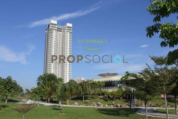 For Sale Condominium at One Central Park, Desa ParkCity Freehold Semi Furnished 2R/2B 1.25m