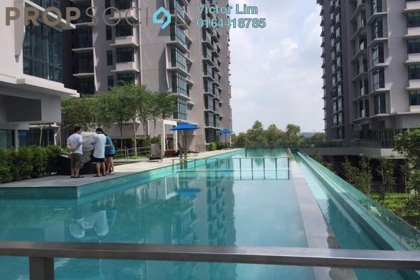 For Sale Condominium at Verde, Ara Damansara Freehold Semi Furnished 3R/2B 1m