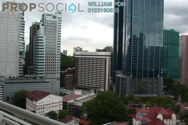 For Sale Condominium at Idaman Residence, KLCC Freehold Fully Furnished 3R/4B 1.5m