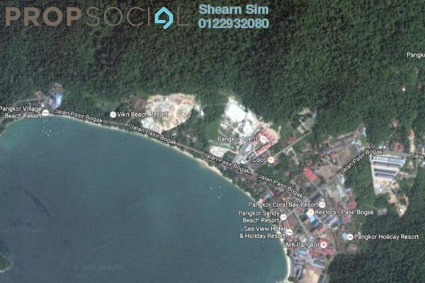 For Sale Land at Pasir Bogak, Pulau Pangkor Freehold Semi Furnished 0R/0B 22m