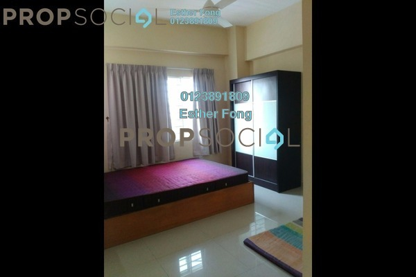 For Rent Condominium at Kepong Central Condominium, Kepong Leasehold Fully Furnished 3R/2B 1.2k