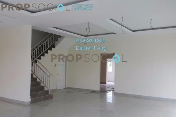 For Rent Semi-Detached at Subang Bestari, Subang Leasehold Semi Furnished 6R/5B 2k