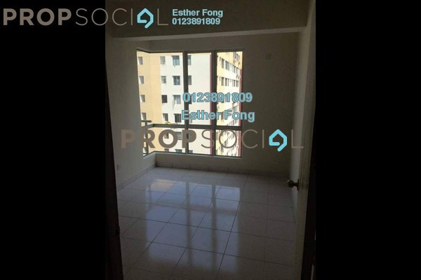 For Rent Apartment at Radius Residence, Selayang Heights Leasehold Semi Furnished 3R/2B 1.2k