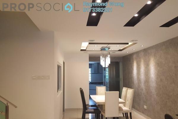 For Sale Terrace at Pandan Indah, Pandan Indah Leasehold Semi Furnished 4R/3B 980k