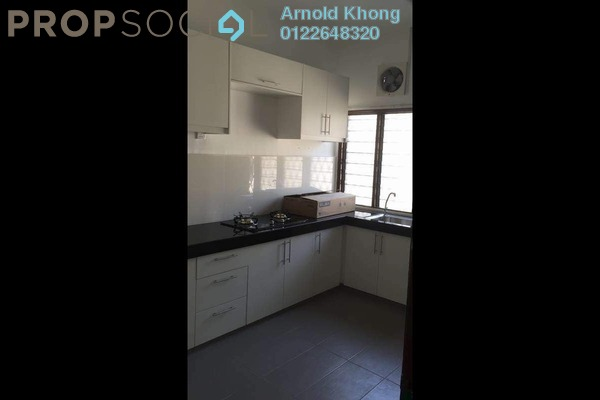 For Rent Terrace at Taman Midah Apartment, Cheras Freehold Semi Furnished 4R/3B 1.8k
