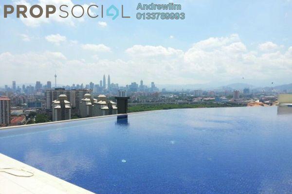 For Sale Condominium at Sky Vista Residensi, Cheras Freehold Semi Furnished 5R/4B 730k
