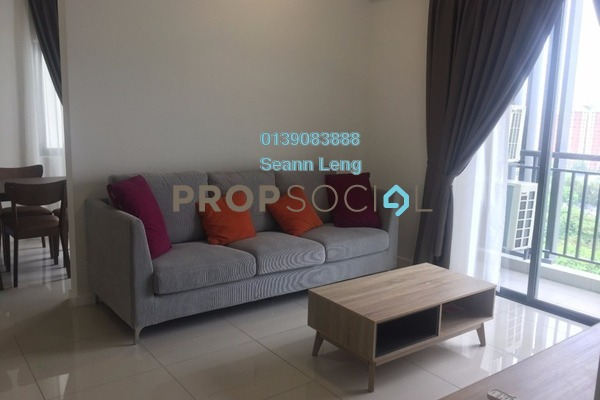For Rent Condominium at Urbana Residences @ Ara Damansara, Ara Damansara Leasehold Fully Furnished 2R/2B 2.65k
