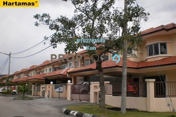 For Sale Terrace at Mutiara Puchong, Puchong Leasehold Semi Furnished 4R/3B 755k