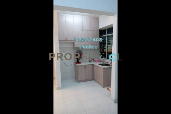 For Rent Condominium at Main Place Residence, UEP Subang Jaya Freehold Semi Furnished 2R/1B 1.1k