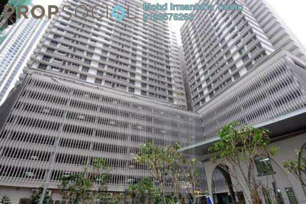 For Sale Serviced Residence at Residensi Kerinchi, Bangsar South Leasehold Semi Furnished 3R/2B 520k