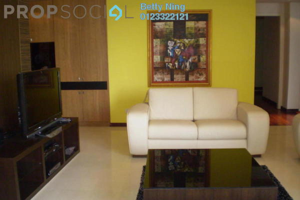 For Rent Condominium at i-Zen Kiara II, Mont Kiara Freehold Fully Furnished 4R/3B 6k
