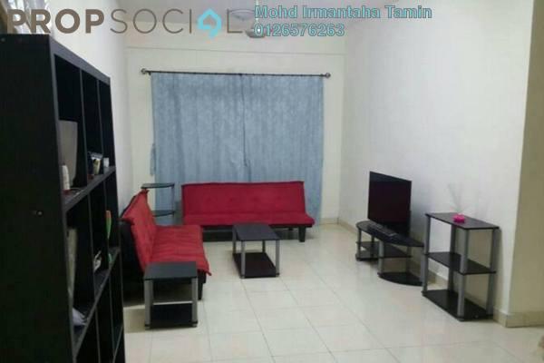 For Sale Condominium at Juta Mines, Seri Kembangan Leasehold Unfurnished 3R/2B 298k