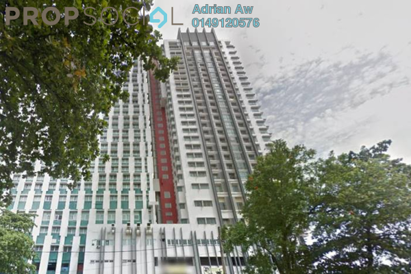 For Rent Condominium at Taragon Puteri Bintang, Pudu Freehold Fully Furnished 1R/1B 2.1k