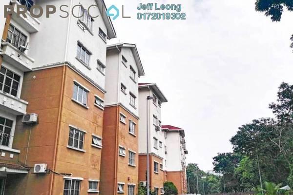 For Rent Apartment at Sri Ara Apartment, Ara Damansara Freehold Semi Furnished 2R/2B 1.2k