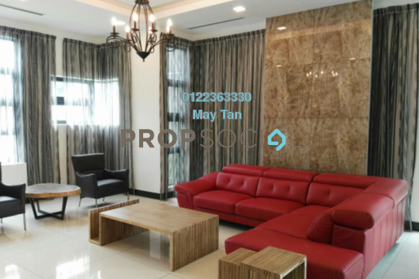For Sale Bungalow at Subang Heights, Subang Jaya Freehold Fully Furnished 5R/5B 3.98m