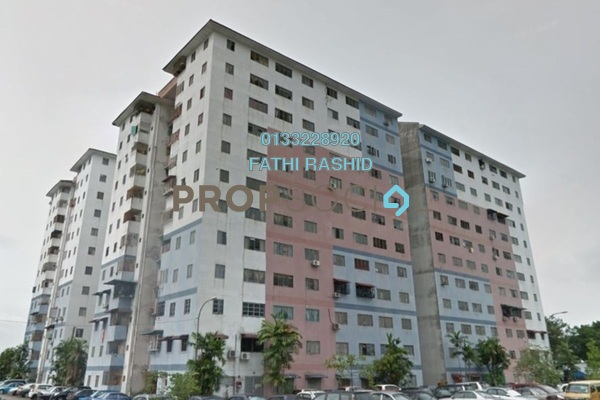 For Sale Apartment at USJ One Avenue, UEP Subang Jaya Leasehold Unfurnished 3R/2B 120k