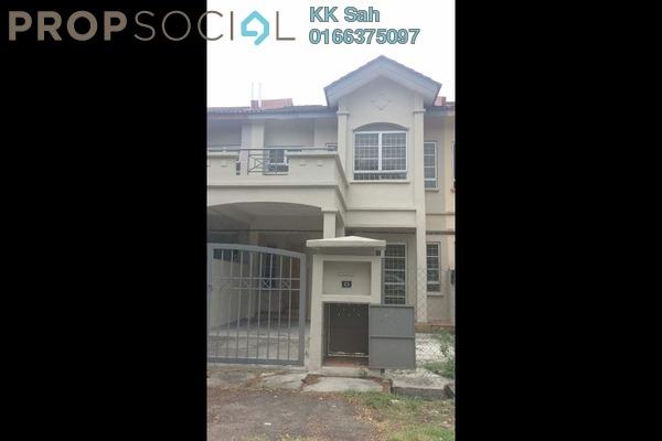 For Sale Link at Taman Kota Pendamar, Port Klang Freehold Semi Furnished 4R/3B 408k