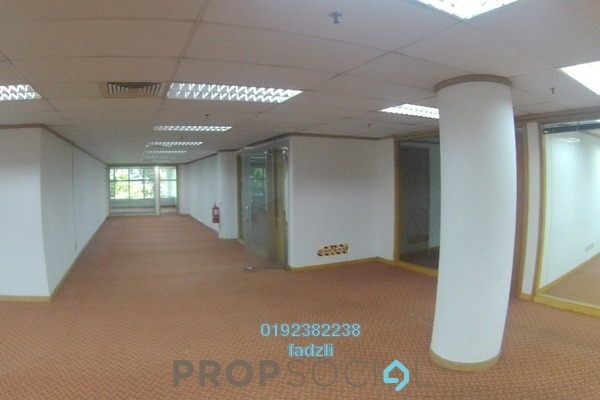 For Rent Office at Hicom Glenmarie, Glenmarie Freehold Semi Furnished 0R/0B 36k
