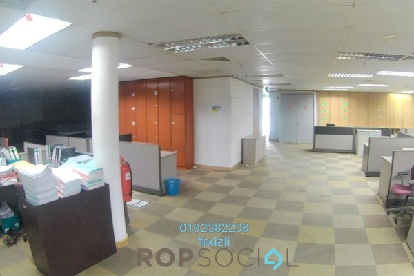 For Rent Office at Hicom Glenmarie, Shah Alam Freehold Semi Furnished 0R/0B 31k