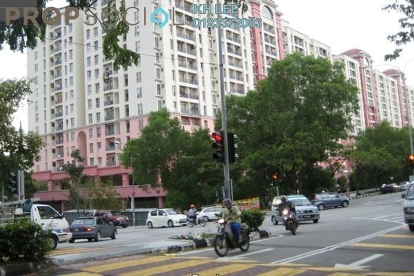 For Rent Apartment at Sutramas, Bandar Puchong Jaya Freehold Unfurnished 3R/2B 1.1k