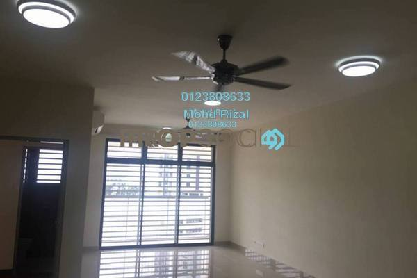 For Rent Apartment at Tamara, Putrajaya Freehold Semi Furnished 3R/2B 1.7k