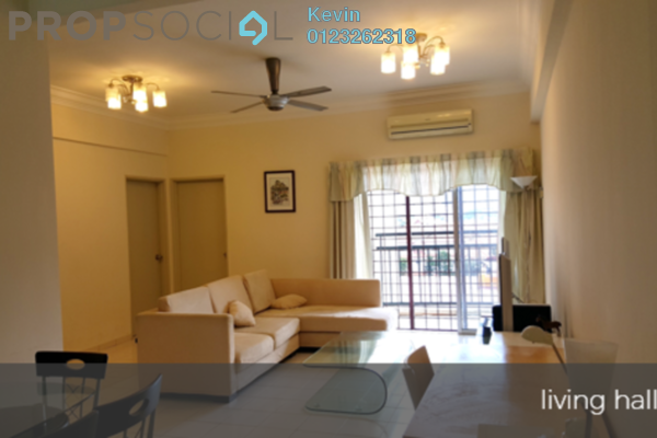 For Sale Apartment at Sri Ampang, Ampang Leasehold Fully Furnished 3R/2B 480k